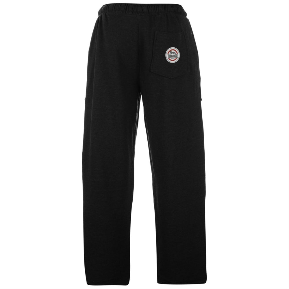 LONSDALE Men's Boxing Sweatpants - Charcoal M