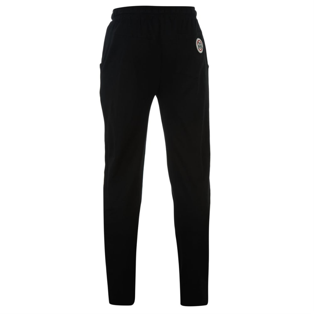 LONSDALE Men's Box Lightweight Sweatpants - BLACK