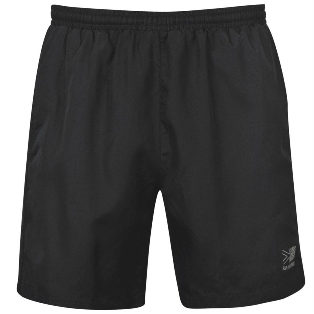 KARRIMOR Men's Run Shorts - BLACK