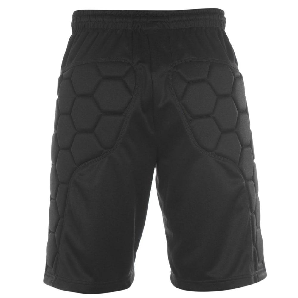 SONDICO Men's Goalkeeper Shorts - BLACK
