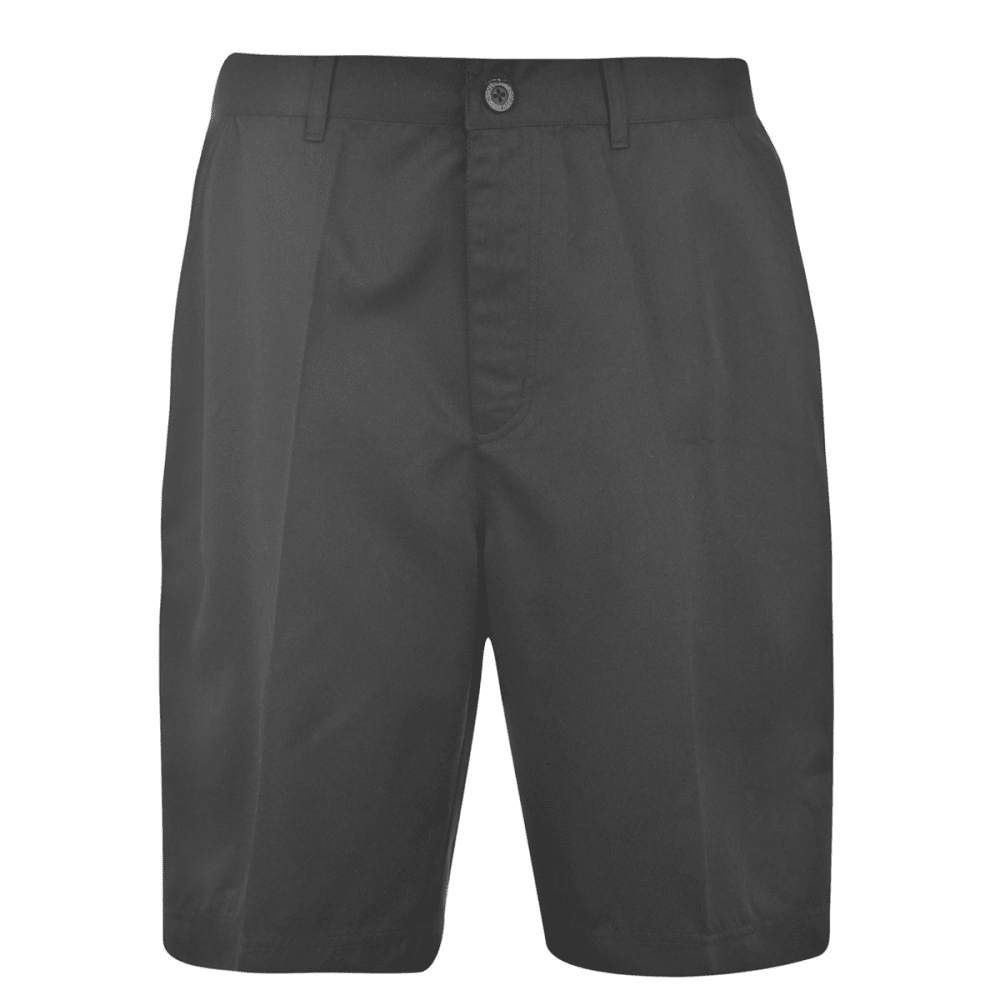Dunlop Men's Golf Shorts - Black, L
