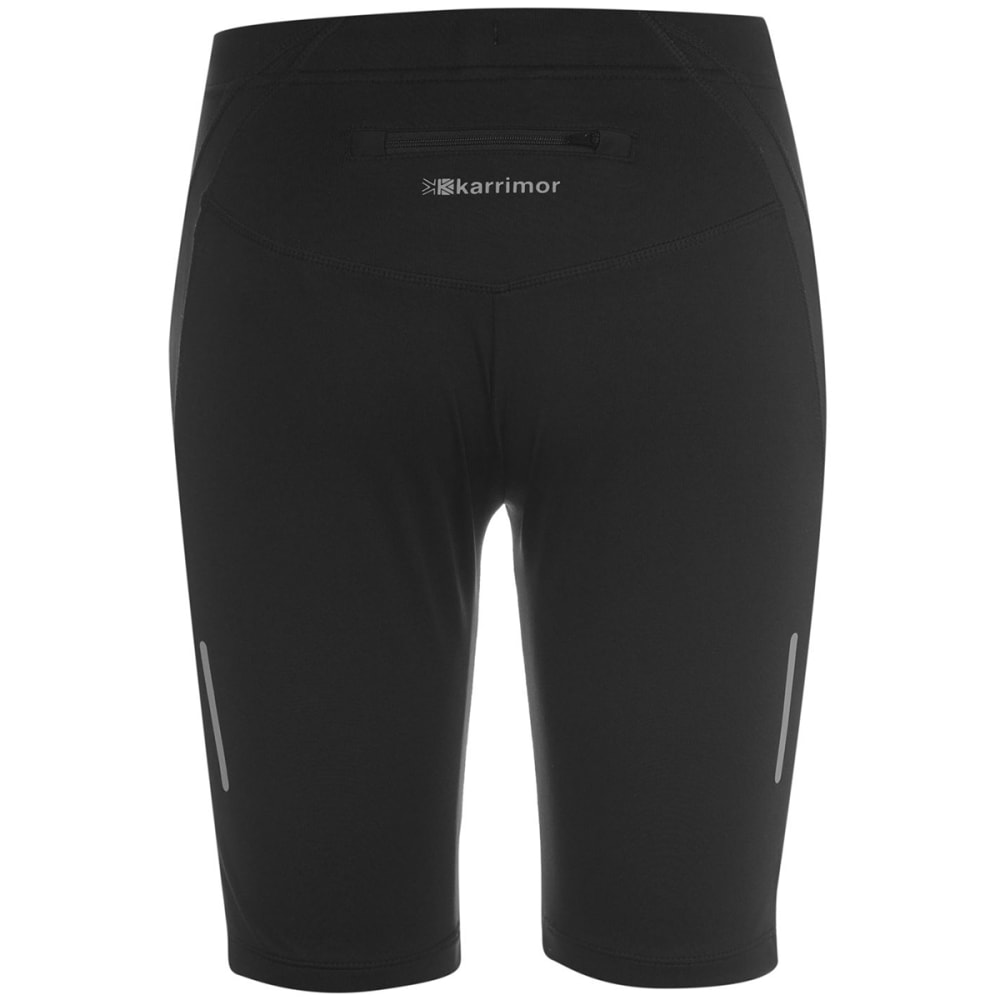 KARRIMOR Women's Short Tights - BLACK