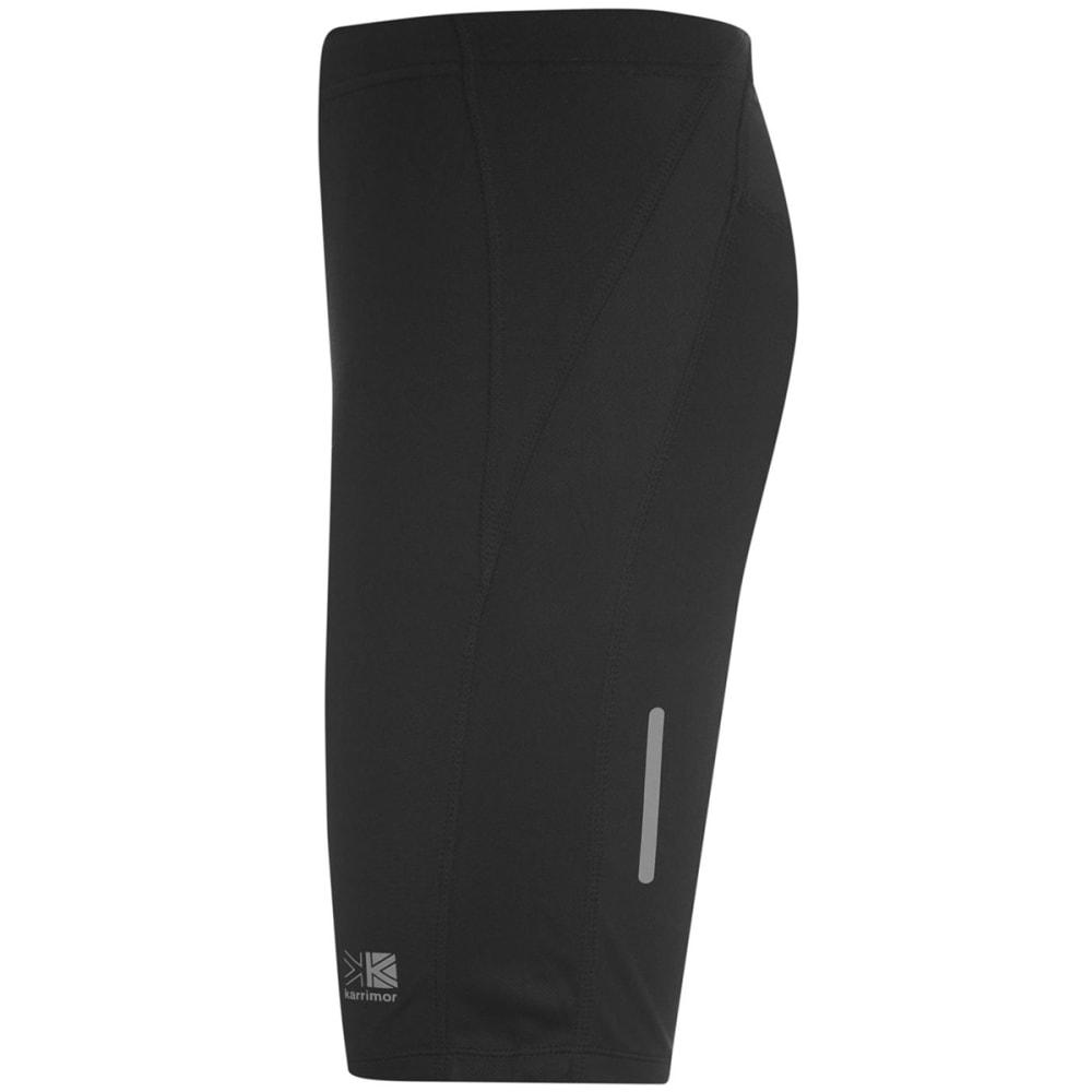 KARRIMOR Women's Short Tights - BLACK