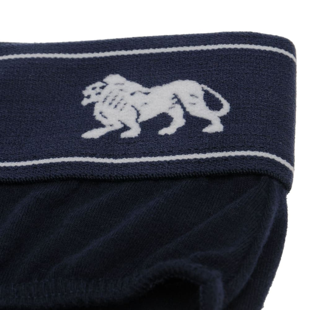 LONSDALE Boys' Briefs, 2-Pack - NAVY/WHITE