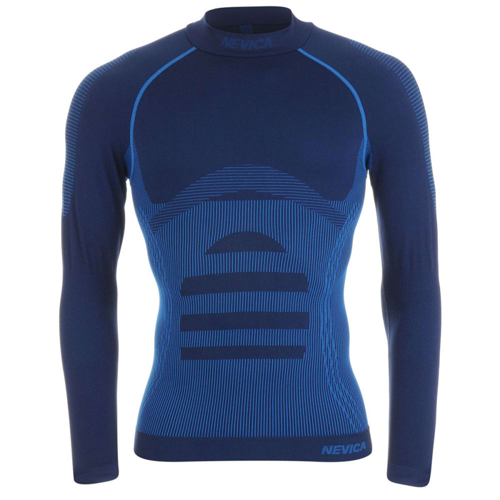 NEVICA Men's Banff Thermal Base Layer Long-Sleeve Top - BLUE