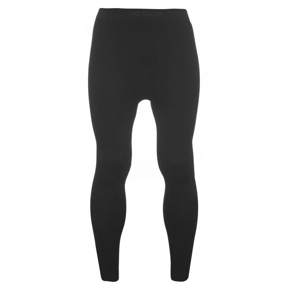 NEVICA Men's Banff Thermal Base Layer Pants - BLACK