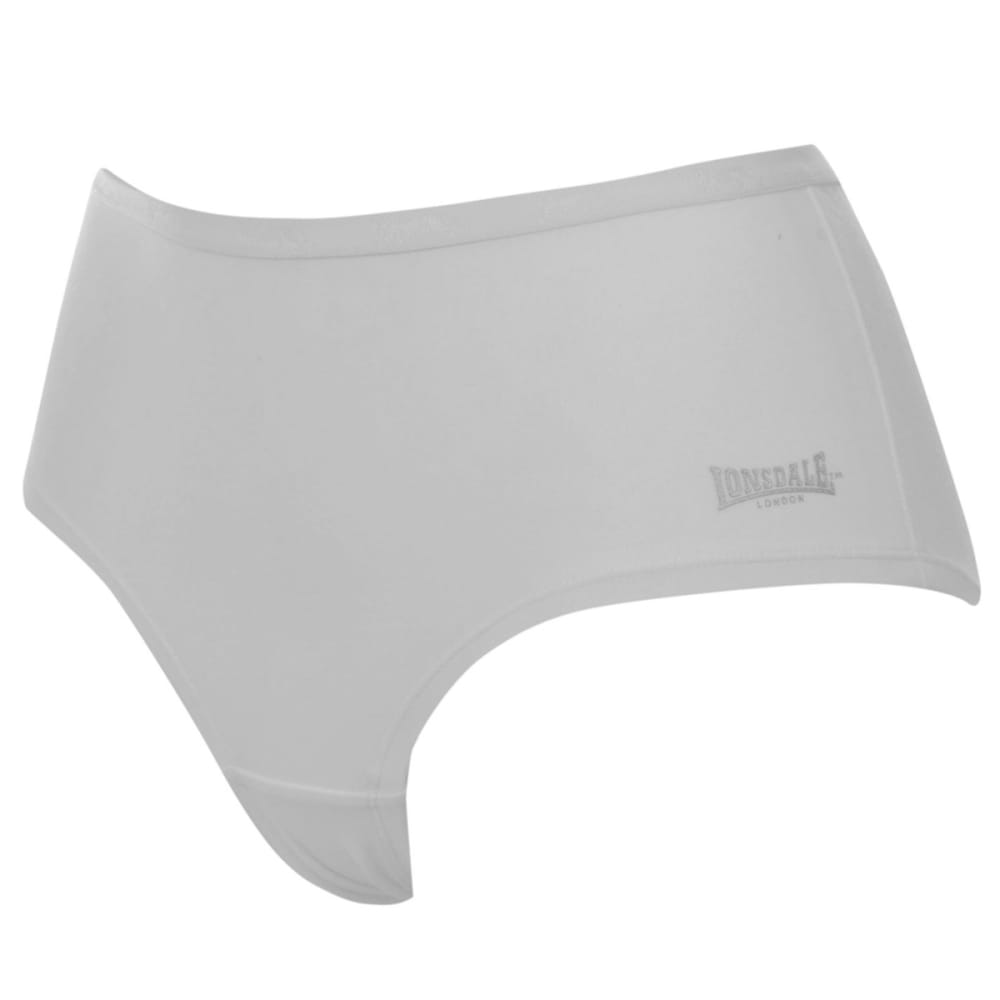 LONSDALE Women's Single Brief - WHITE