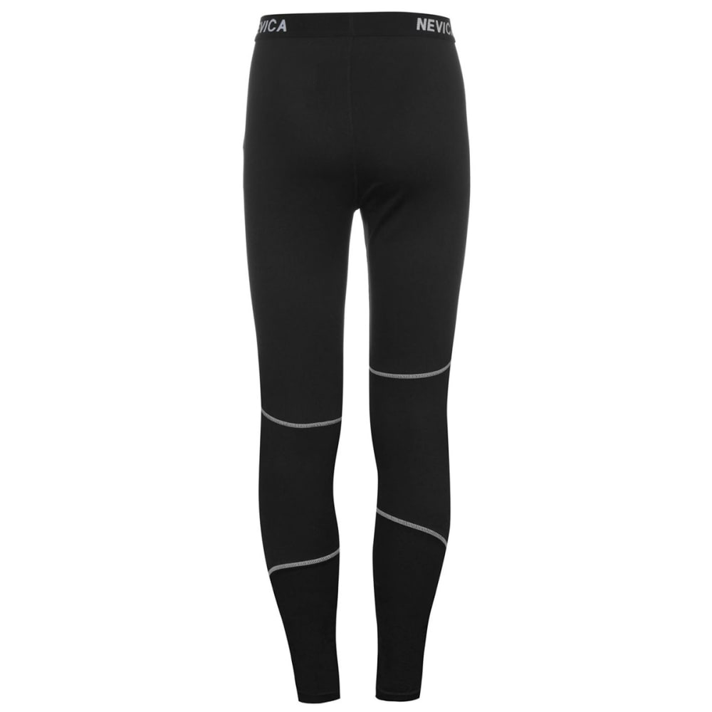 NEVICA Boys' Vail Base Layer Pants - BLACK