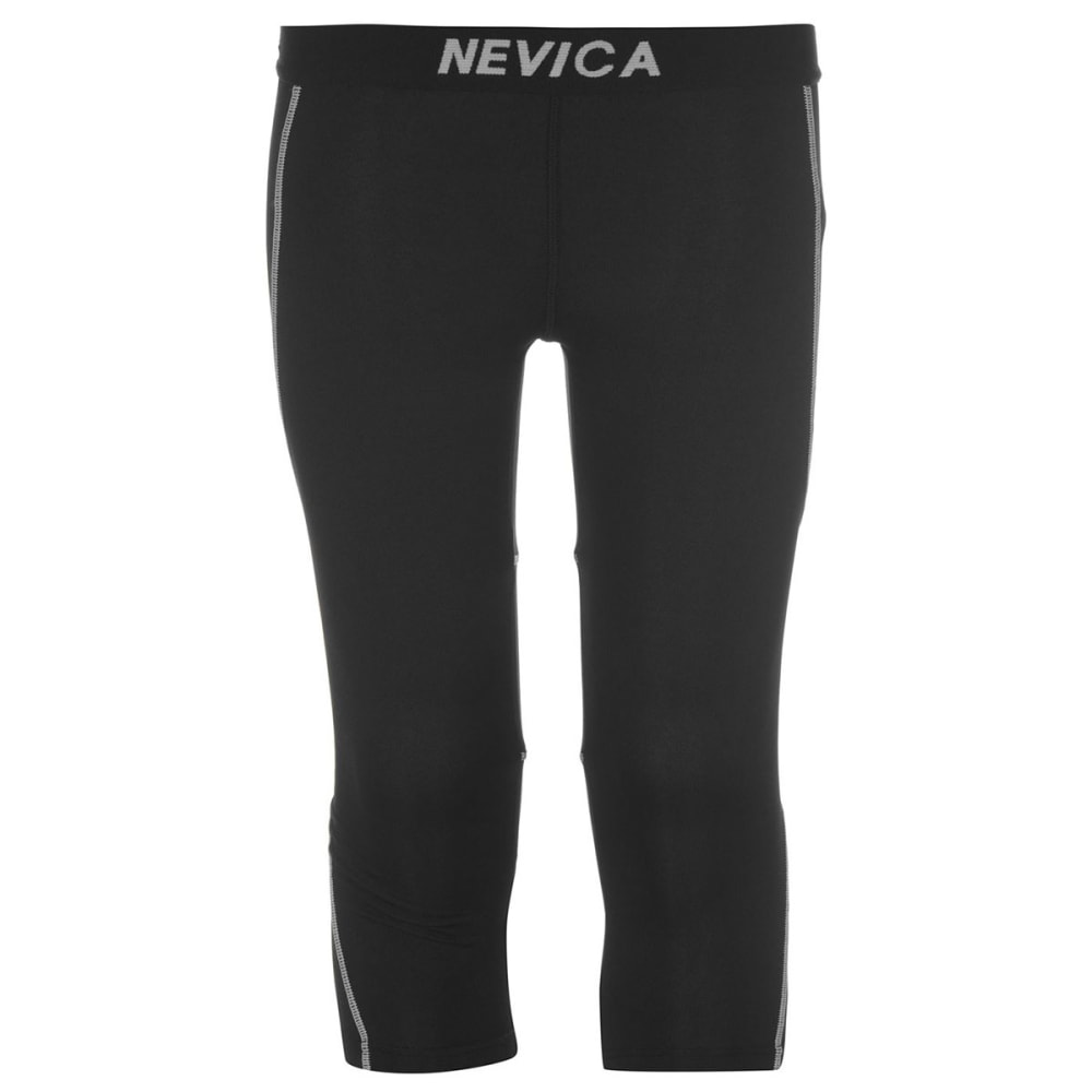 Nevica Toddler Unisex Vail Base Layer Pants - Black, 5-6
