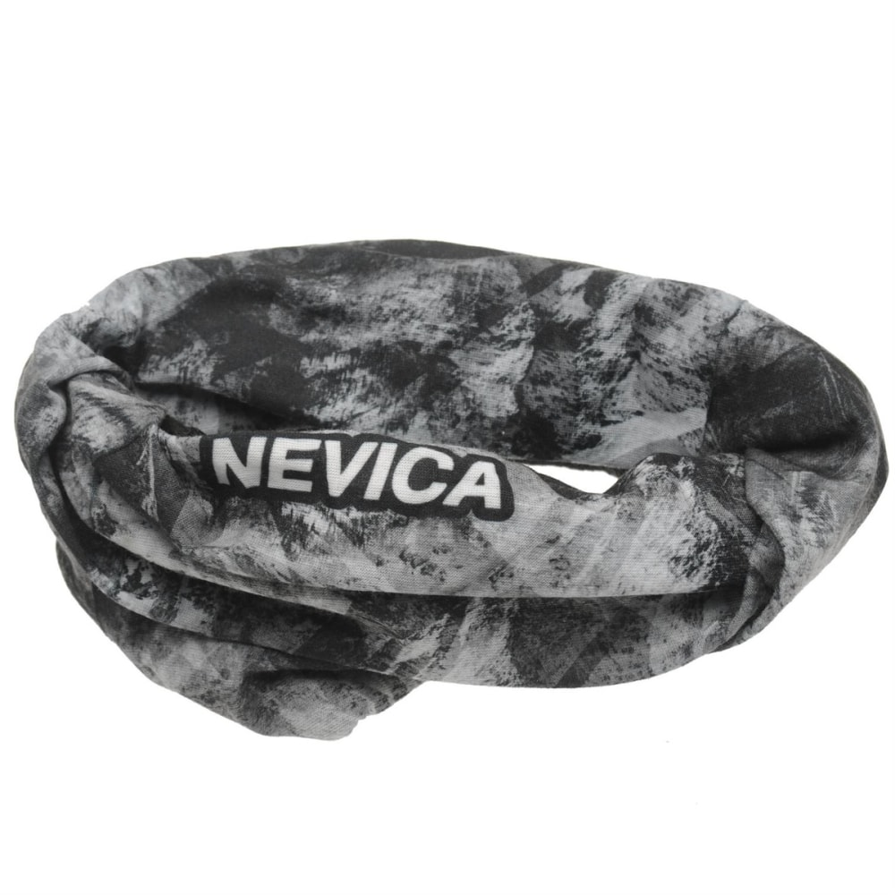 NEVICA Fleece Skuff - Grey/Wht Mount