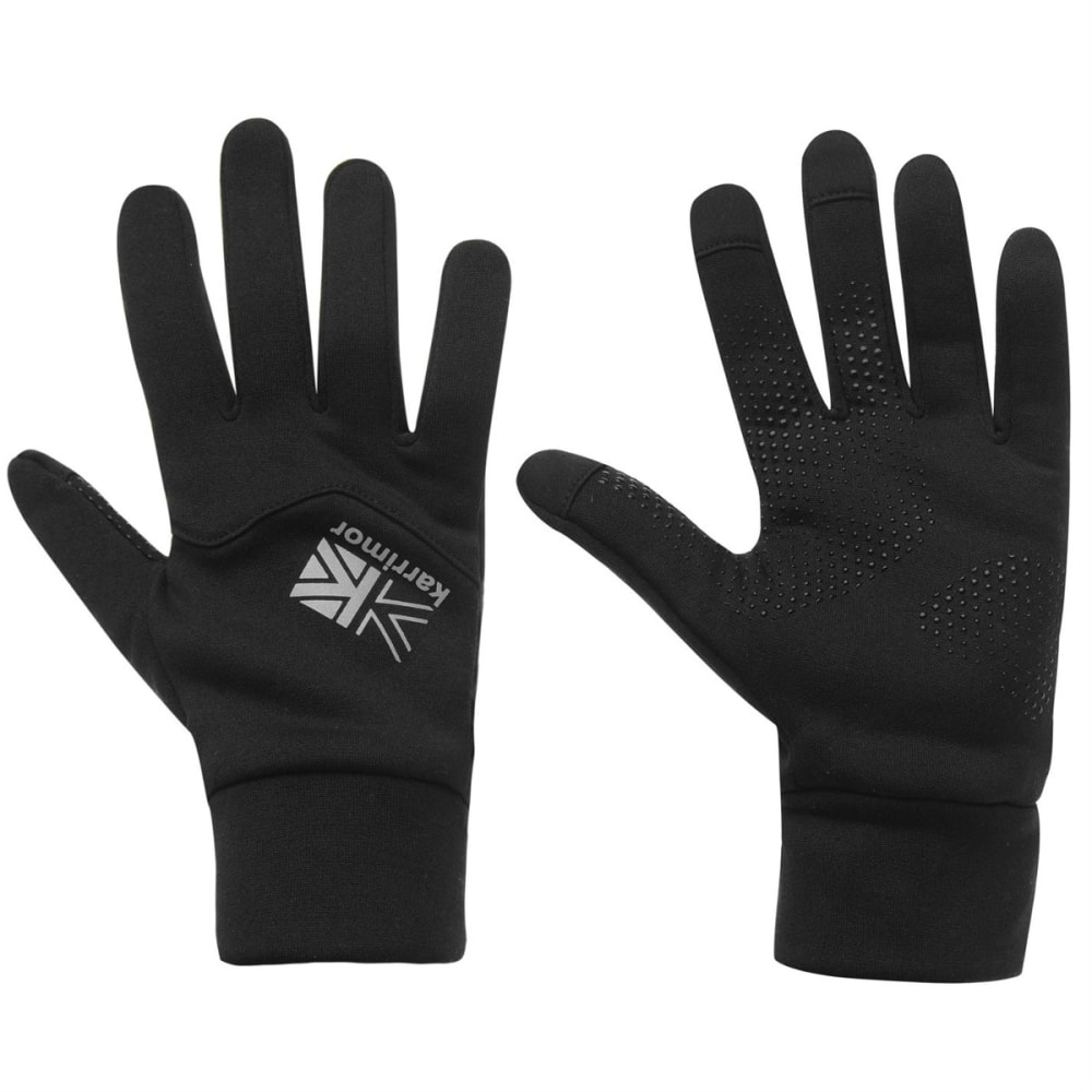 KARRIMOR Men's Thermal Gloves - BLACK