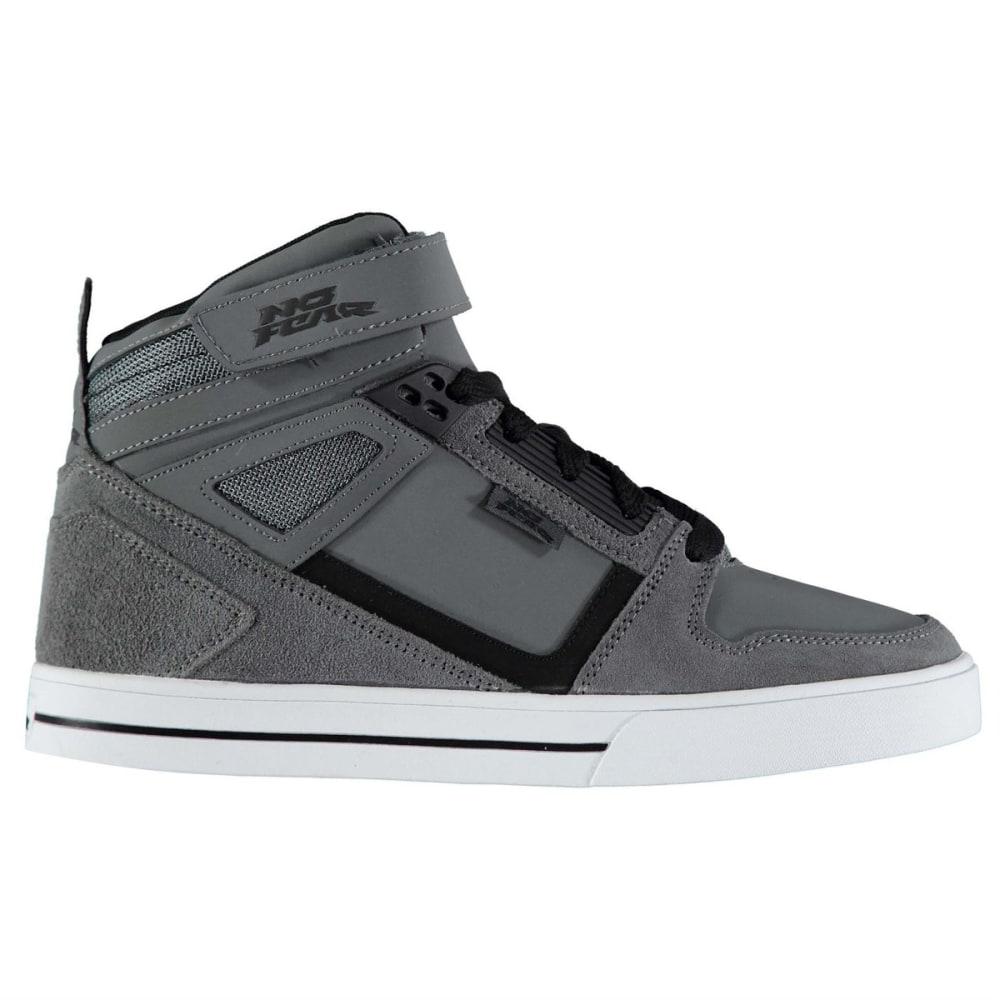 NO FEAR Men's Elevate Skate Shoes - CHARCOAL