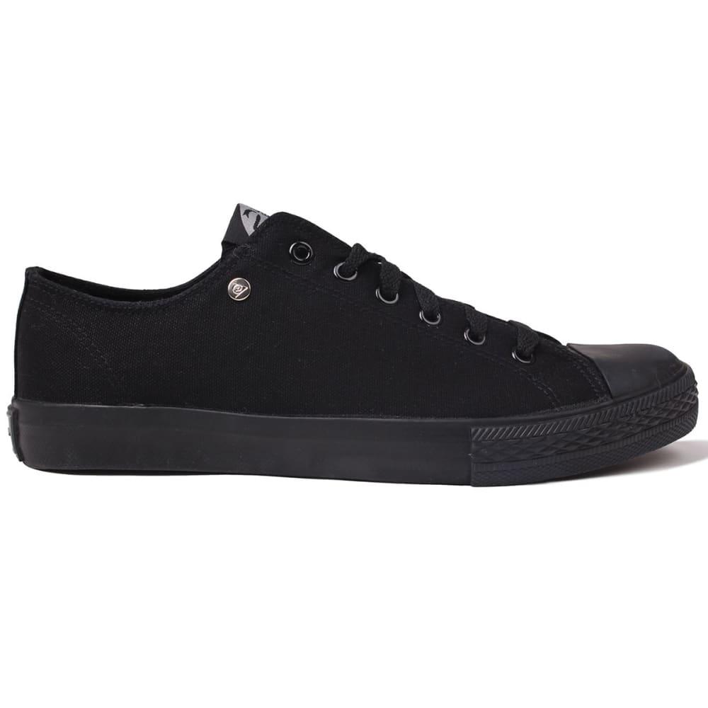 DUNLOP Men's Canvas Low-Top Sneakers 8