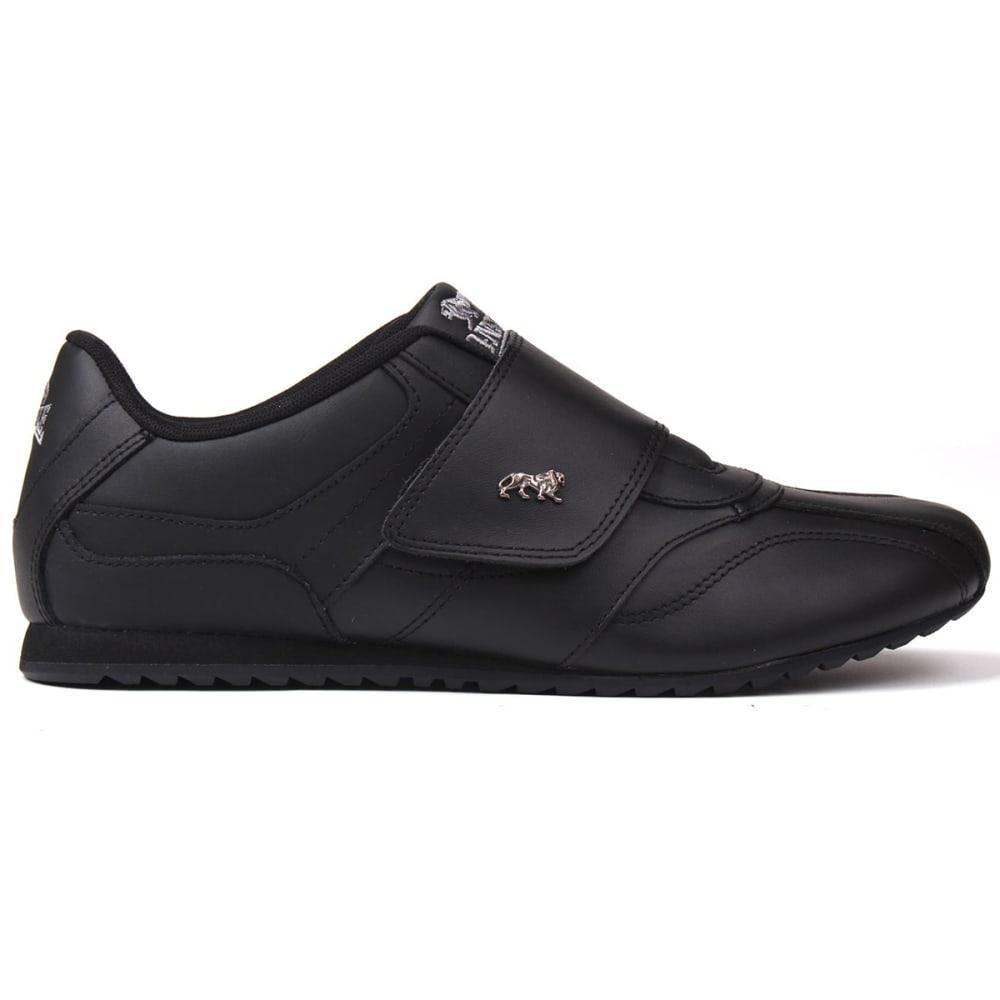 LONSDALE Men's Balham Sneakers - BLACK/BLACK