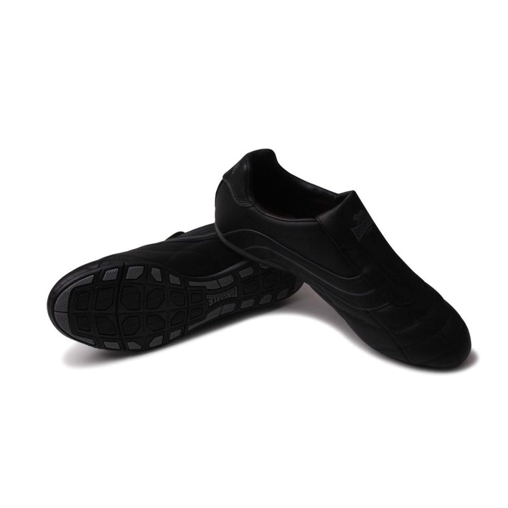LONSDALE Men's Benn Sneakers - BLACK/BLACK