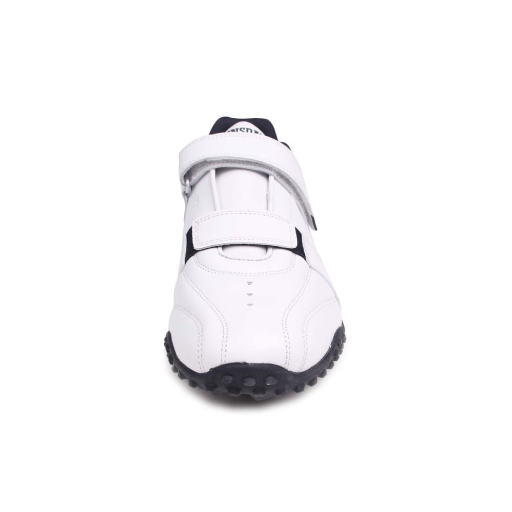 LONSDALE Men's Fulham Sneakers - WHITE/NAVY