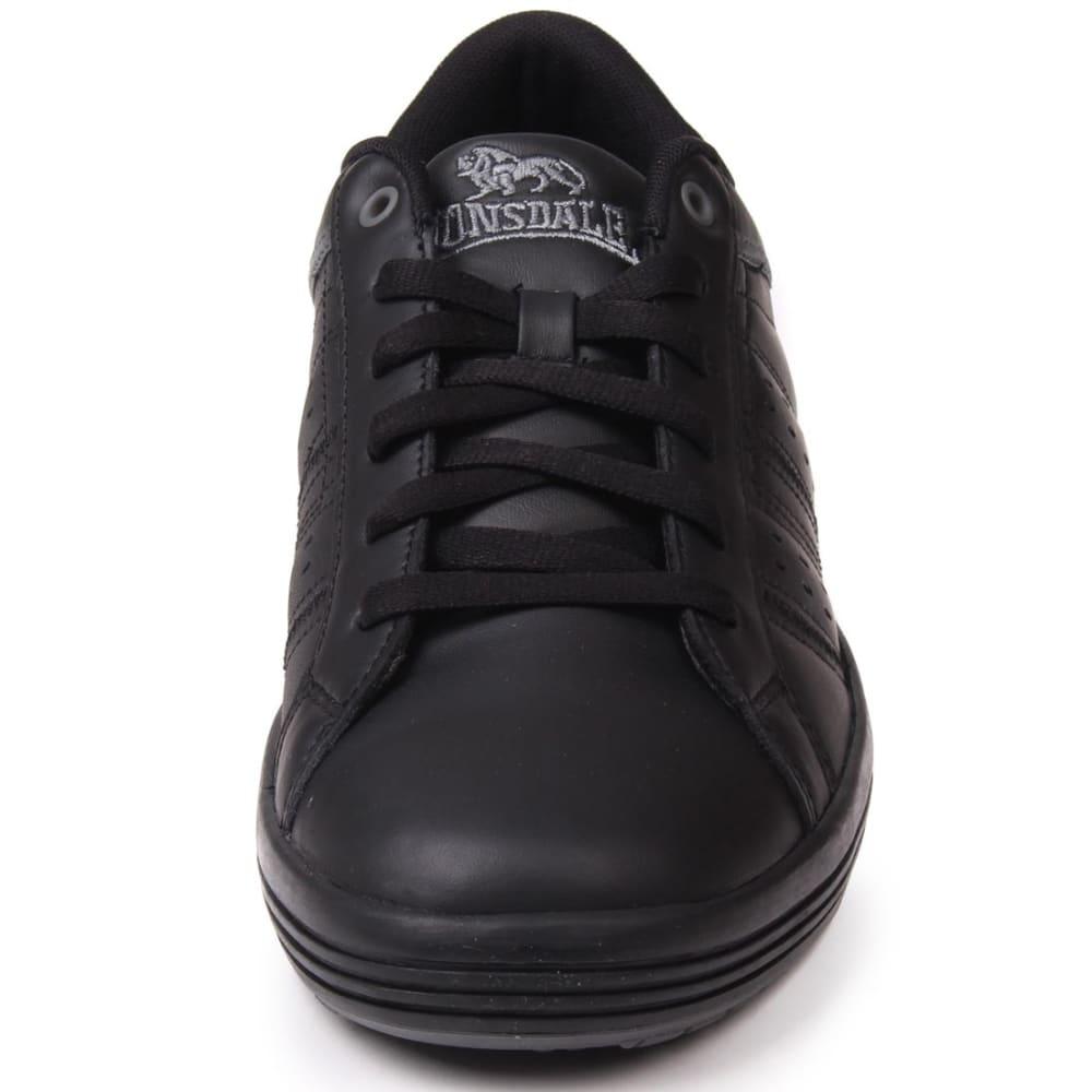 LONSDALE Men's Ladbroke Sneakers - BLACK/BLACK