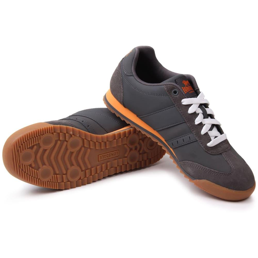 LONSDALE Men's Lambo Sneakers - GREY