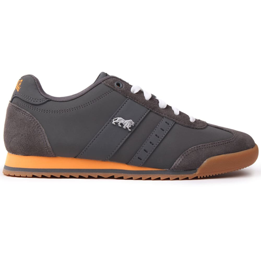 Lonsdale Men's Lambo Sneakers - Black, 10