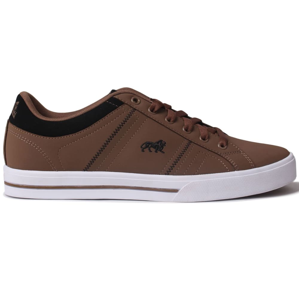 LONSDALE Men's Latimer Sneakers - BROWN