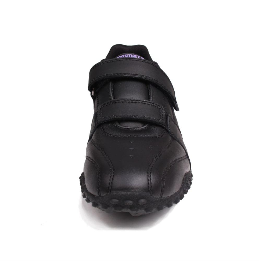 LONSDALE Women's Fulham Sneakers - Black/Lavender