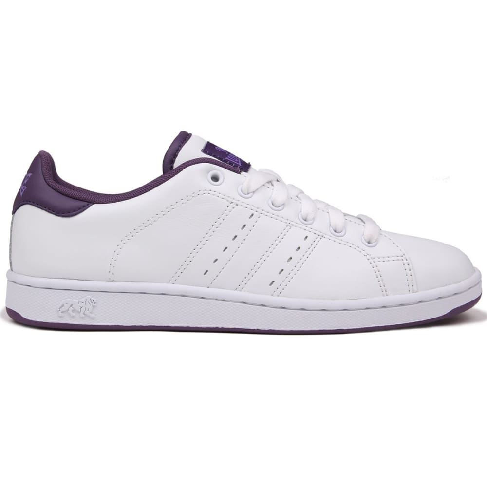LONSDALE Women's Leyton Leather Sneakers 7