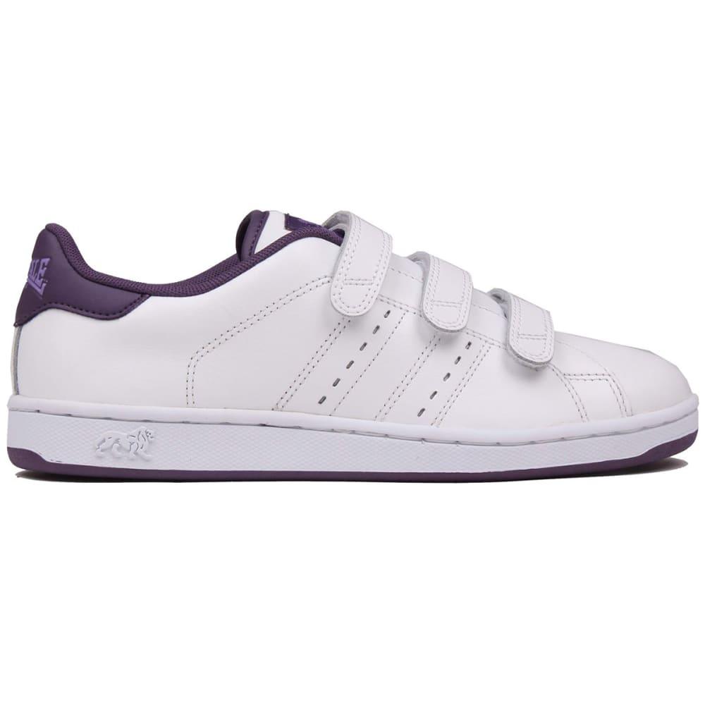 LONSDALE Women's Leyton Velcro Sneakers 6