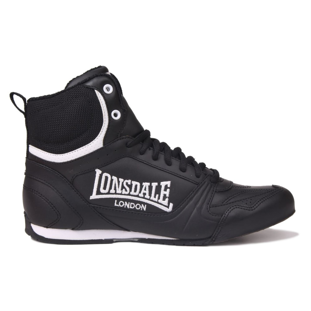 LONSDALE Boys' Boxing Boots 6