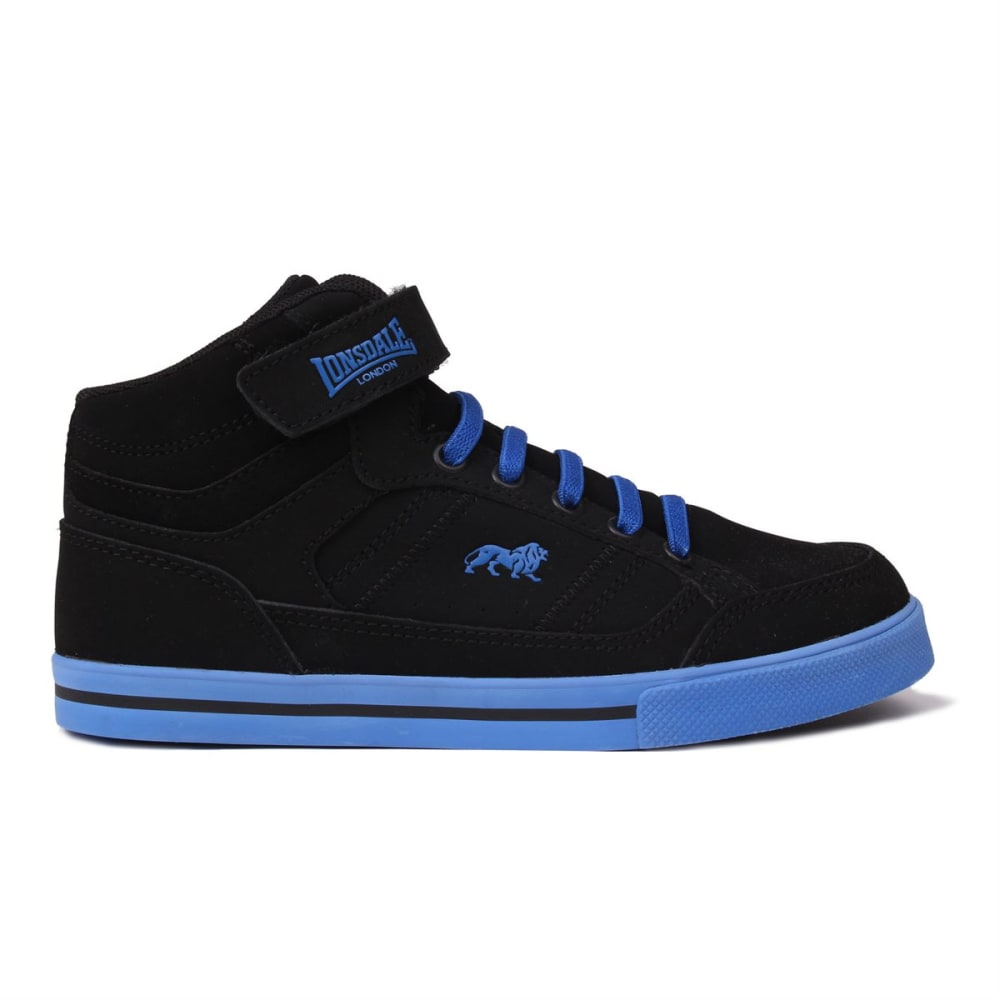 LONSDALE Kids' Canons High-Top Sneakers 1