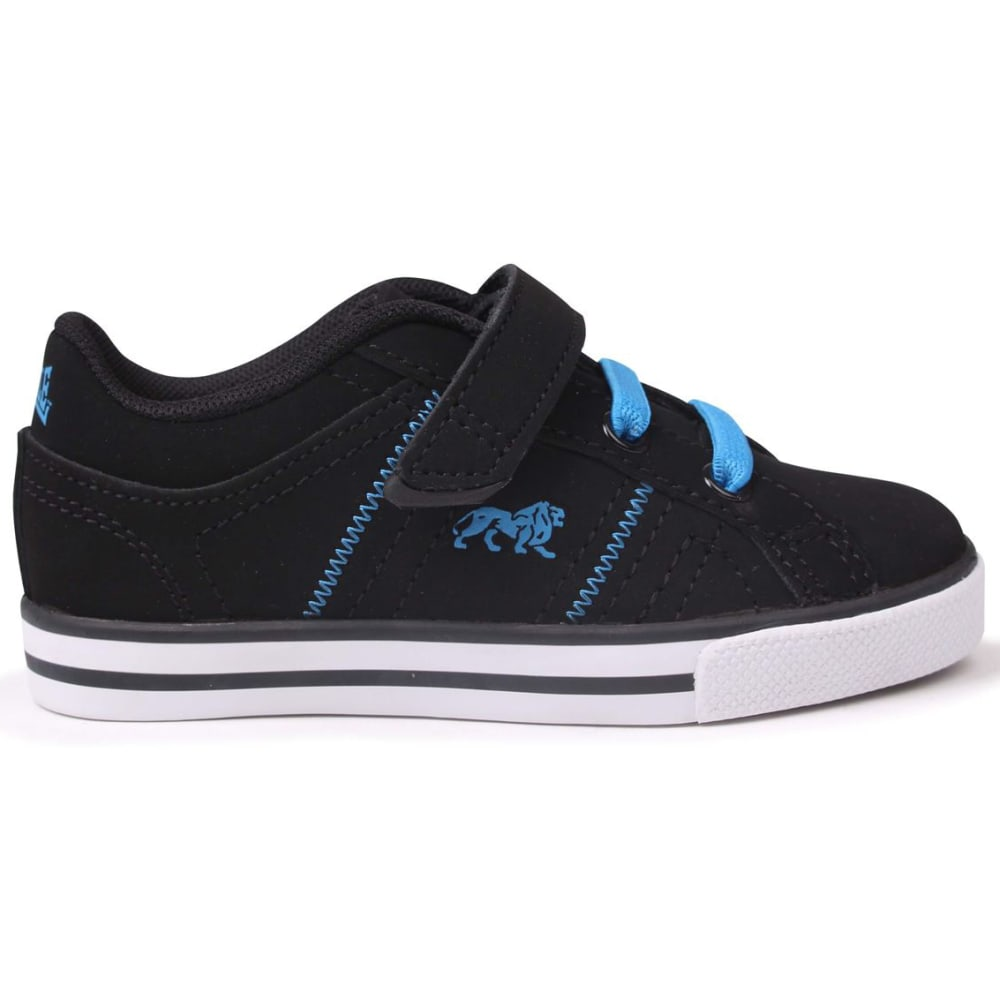 LONSDALE Infant Boys' Latimer Sneakers - BLACK/BLUE