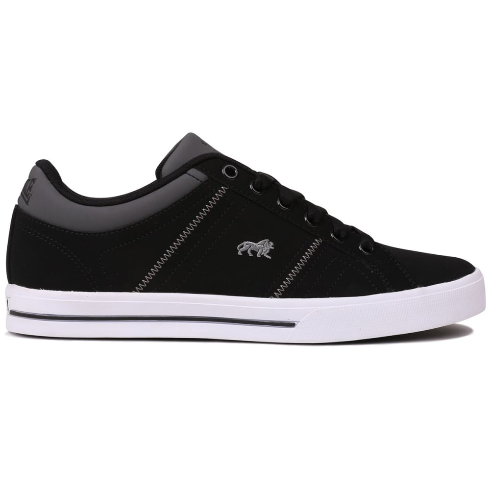 LONSDALE Boys' Latimer Sneakers - BLACK