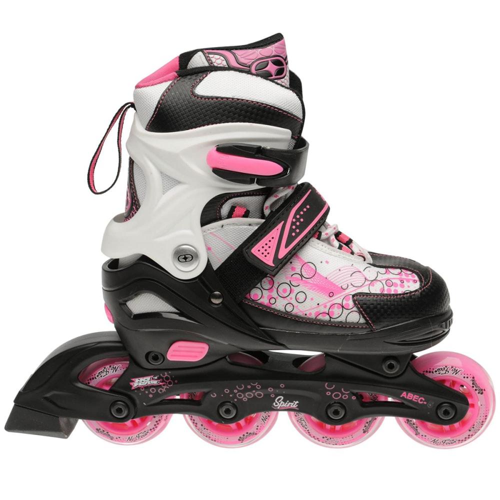 NO FEAR Girls' Spirit In-Line Skates 4