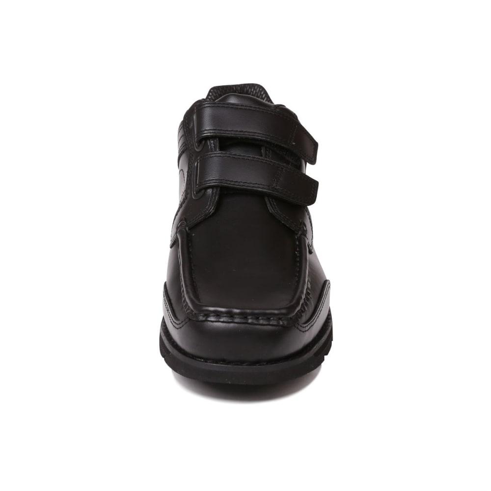 KANGOL Men's Harrow Velcro Casual Shoes - BLACK