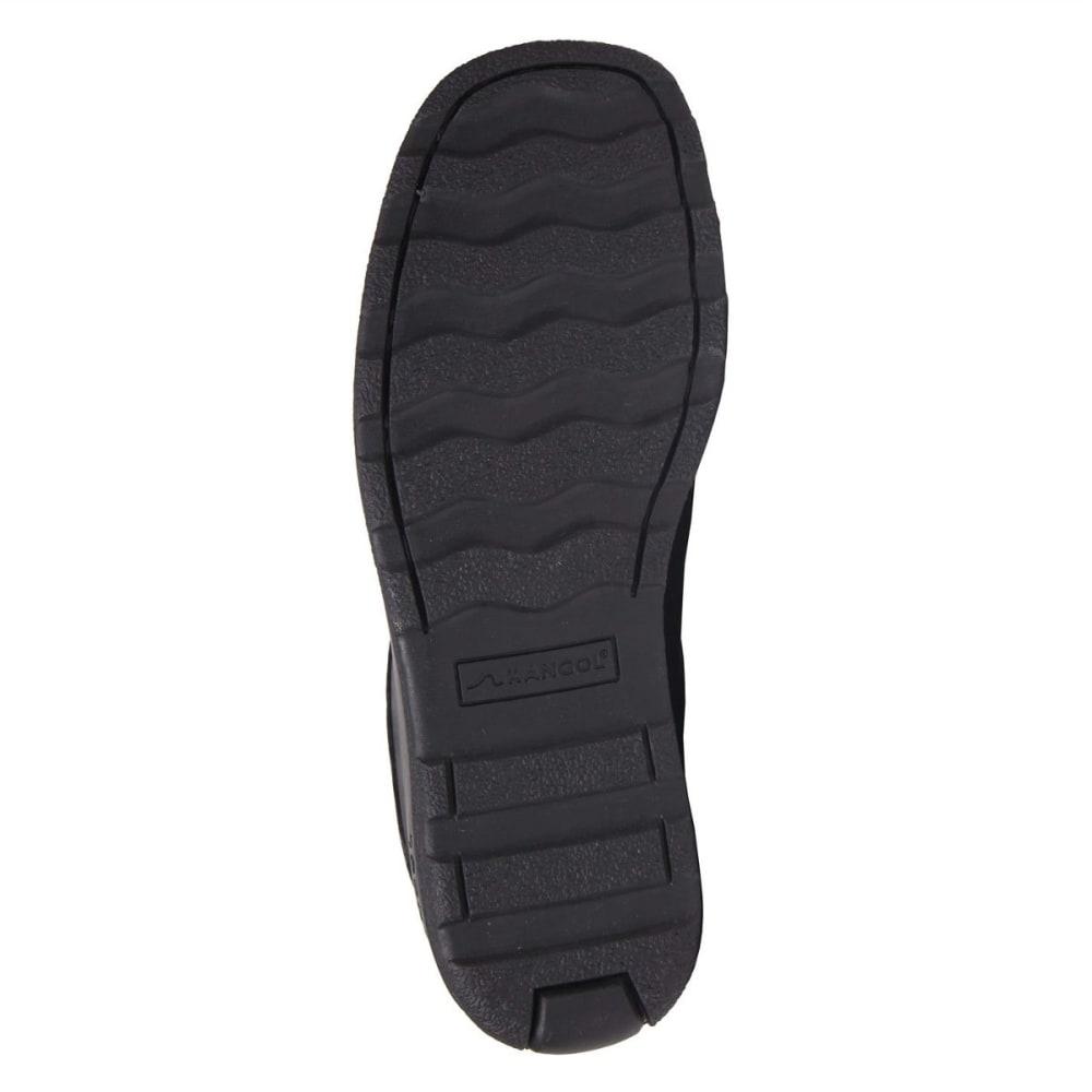 KANGOL Men's Waltham Slip-On Casual Shoes - BLACK
