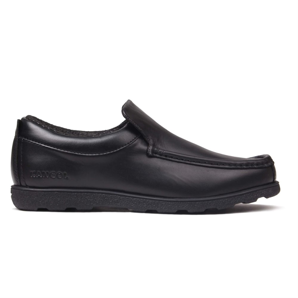 KANGOL Men's Waltham Slip-On Casual Shoes - BLACK