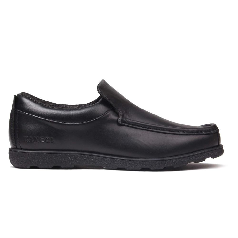 Kangol Men's Waltham Slip-On Casual Shoes - Black, 11