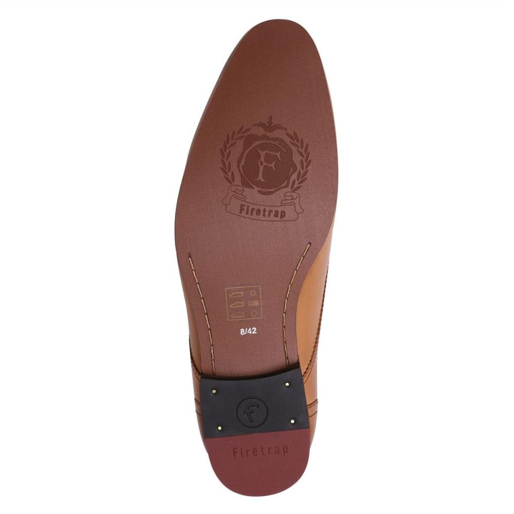FIRETRAP Men's Savoy Dress Shoes - BROWN