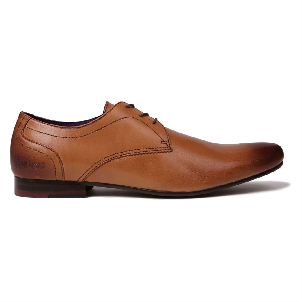 FIRETRAP Men's Savoy Dress Shoes - BROWN
