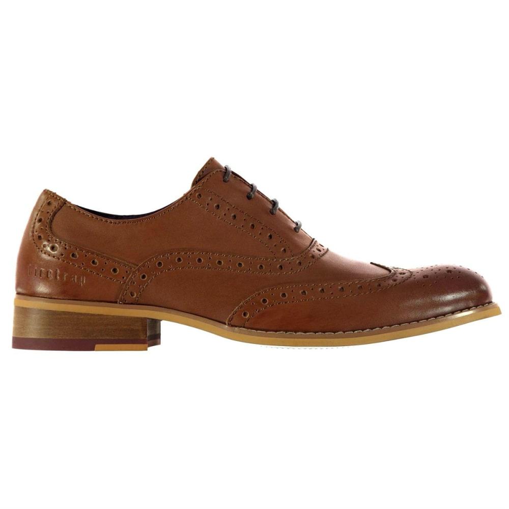 FIRETRAP Men's Spencer Lace-Up Dress Shoes - BROWN