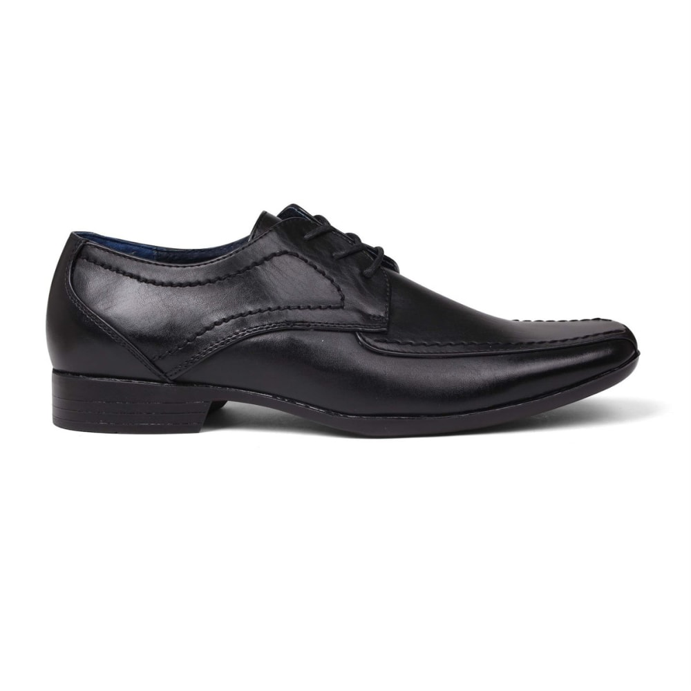 GIORGIO Men's Bourne Lace-Up Dress Shoes - BLACK