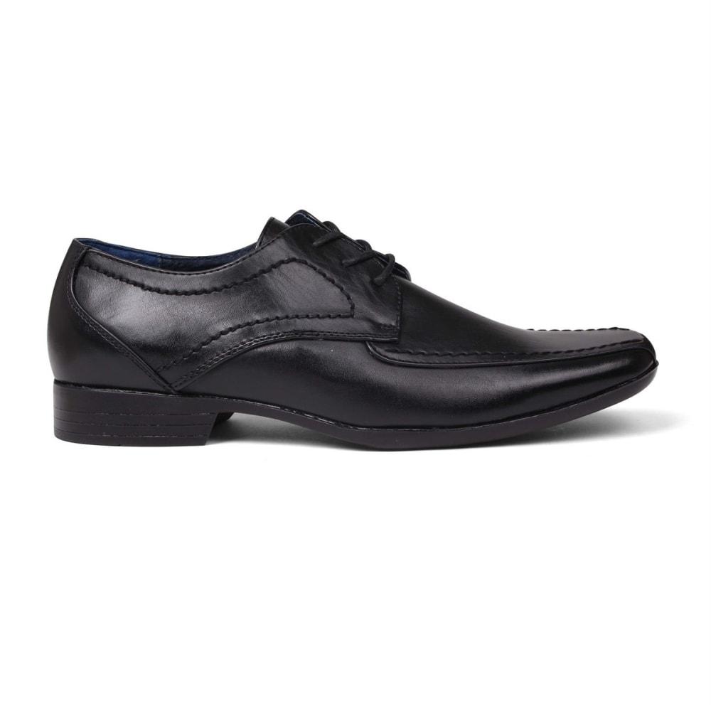 GIORGIO Men's Bourne Lace-Up Dress Shoes - BLACK