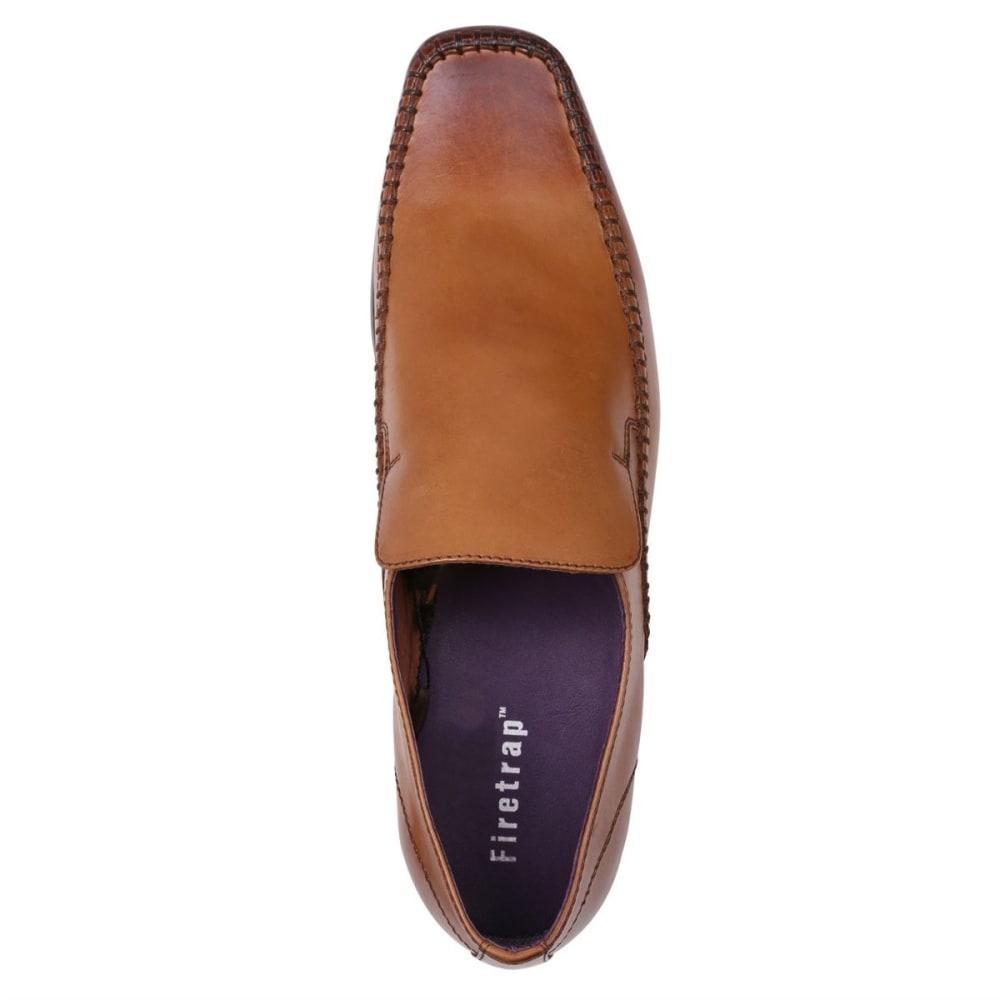 FIRETRAP Men's Hampton Slip-On Dress Shoes - BROWN