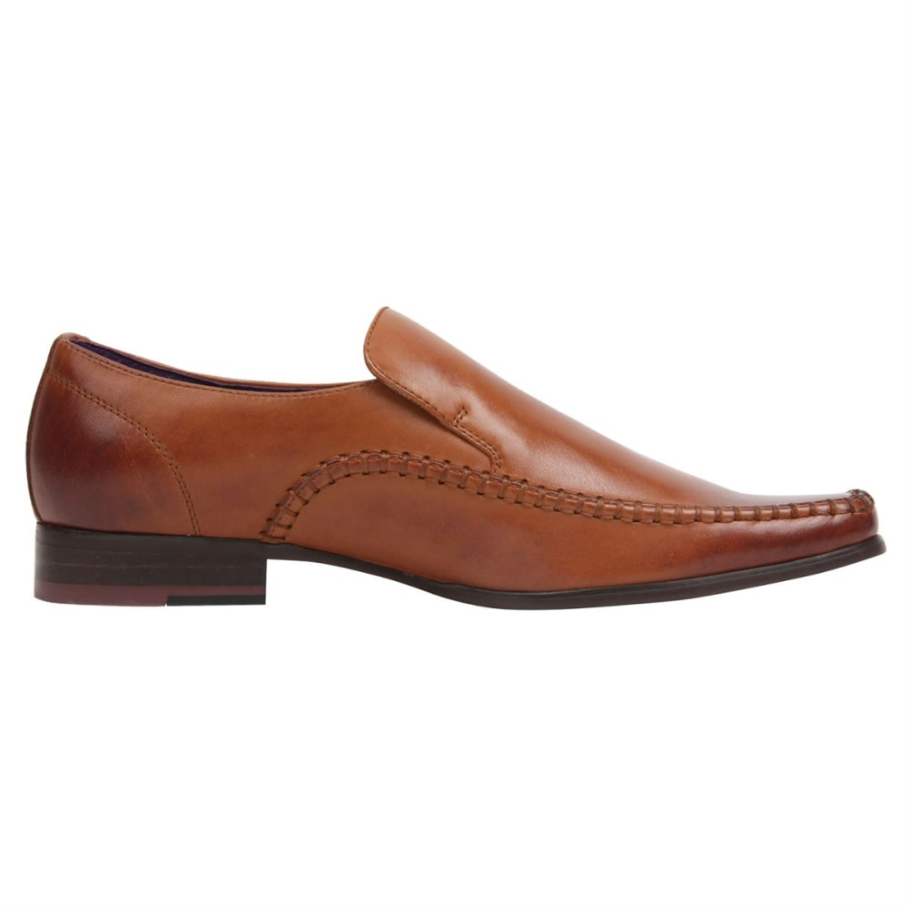 FIRETRAP Men's Hampton Slip-On Dress Shoes - BROWN
