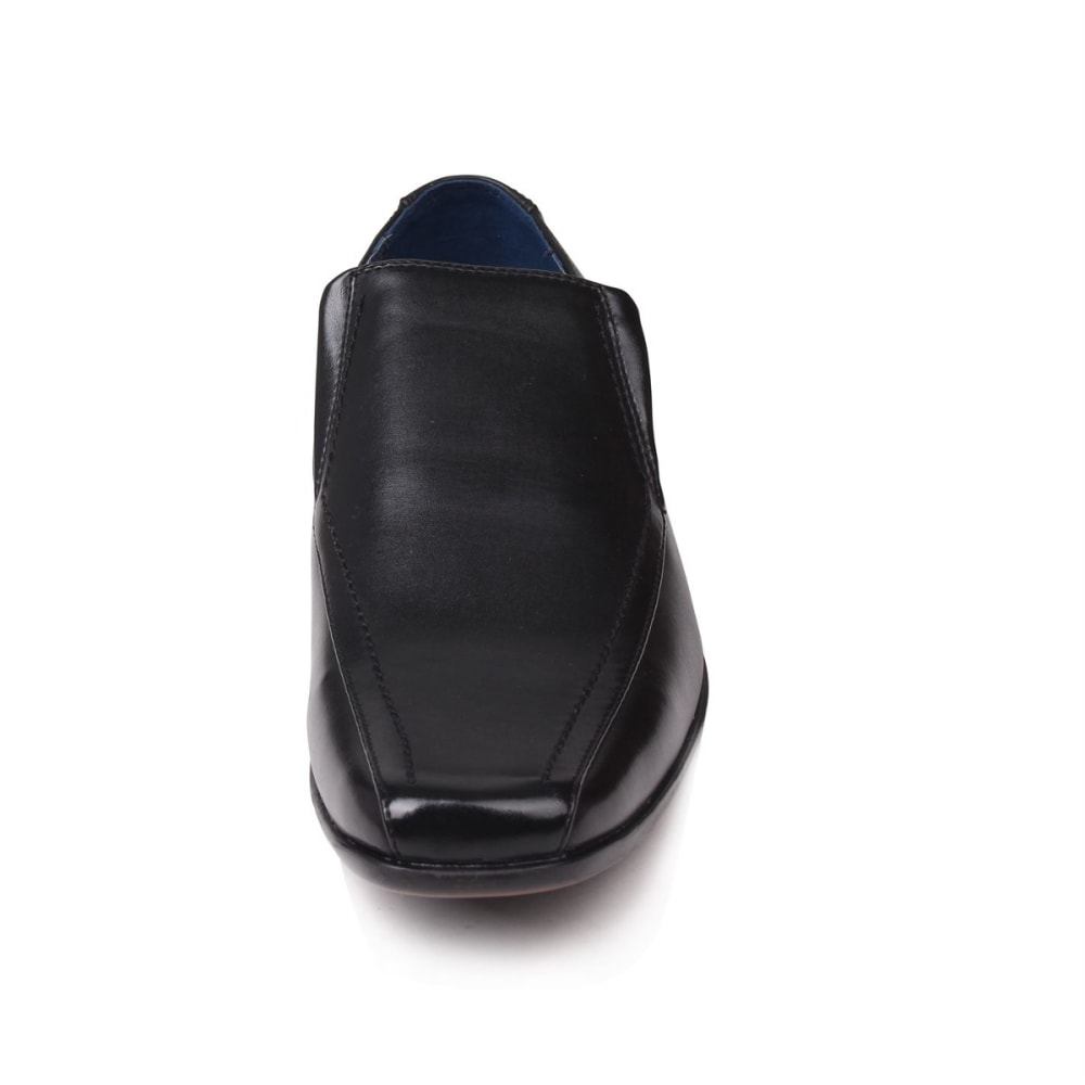 GIORGIO Men's Bourne Slip-On Dress Shoes - BLACK