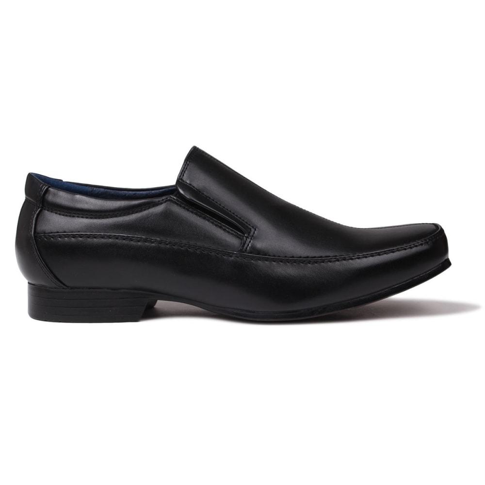 GIORGIO Men's Wilson Slip-On Dress Shoes - BLACK
