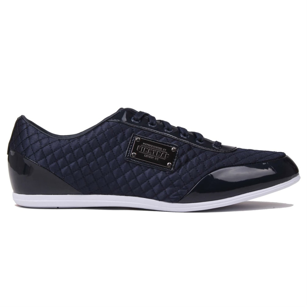 FIRETRAP Men's Dr Domello Sneakers - NAVY