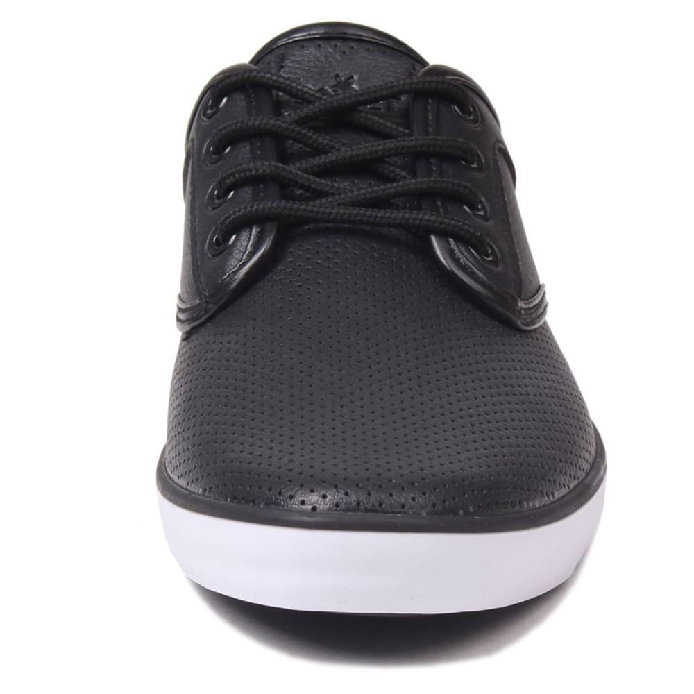 SOVIET Men's Bux Vamp Sneakers - BLACK/WHITE