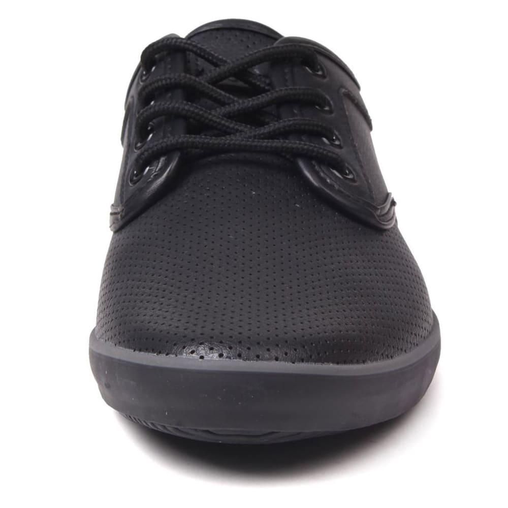 SOVIET Men's Bux Vamp Sneakers - BLACK/BLACK