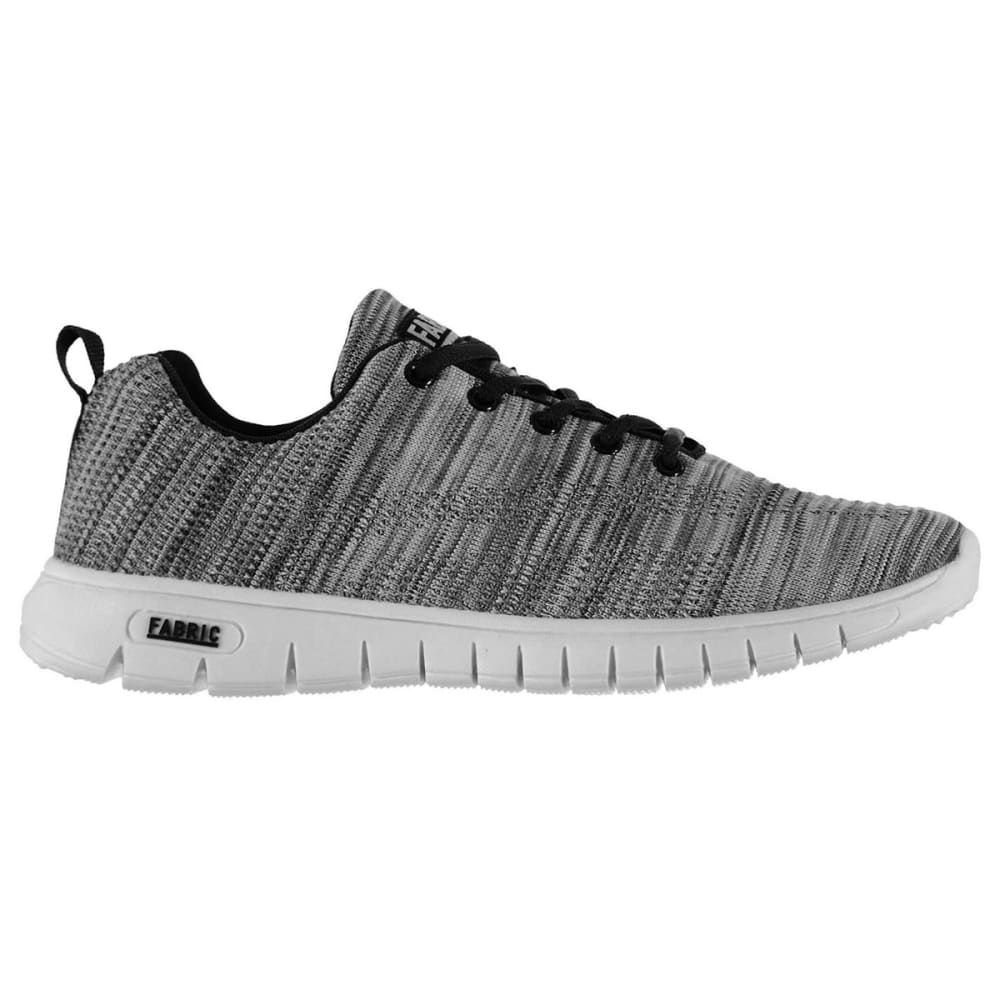 FABRIC Men's Flyer Runner Sneakers - BLACK