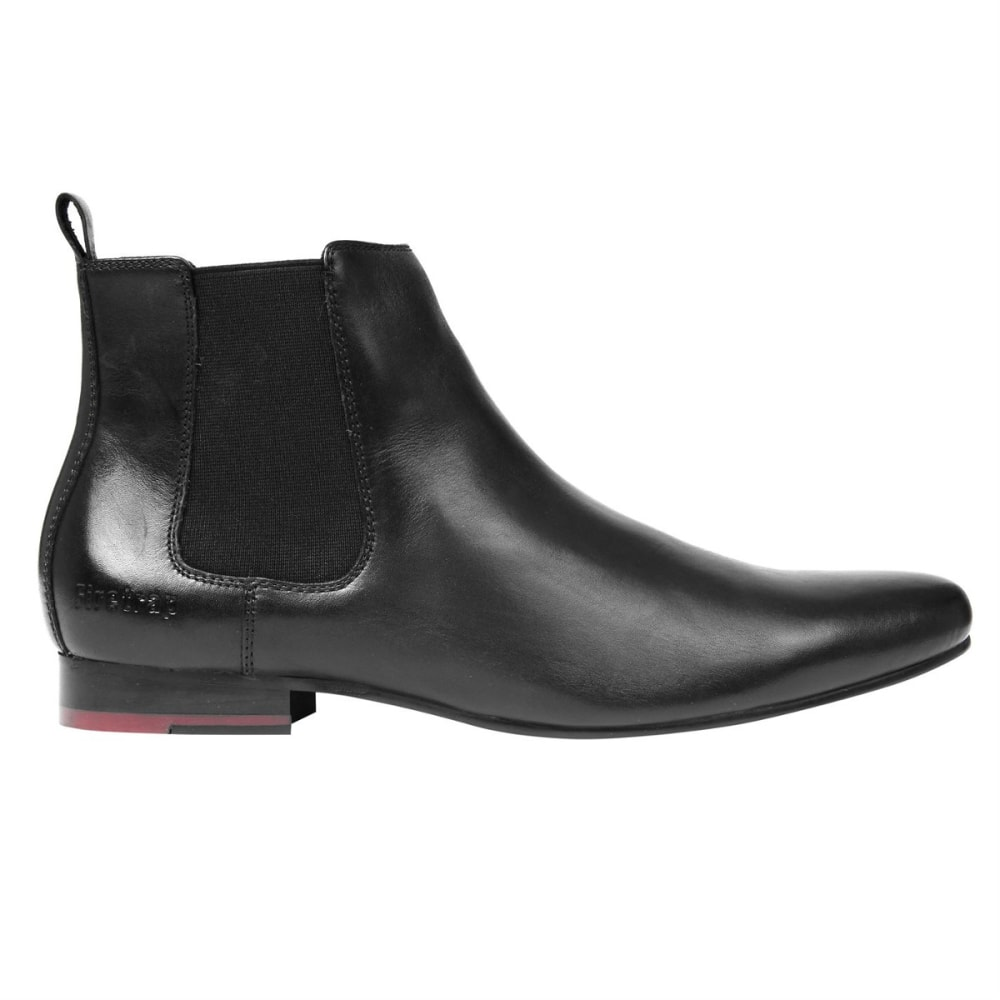 FIRETRAP Men's Chelsea Boots - BLACK